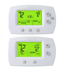 Honeywell Thermostats & Controls
